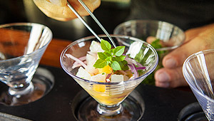 Image of Fresh Ceviche at Turtle Kraals