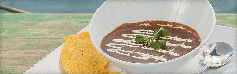 Photo of Cuban Black Bean Soup
