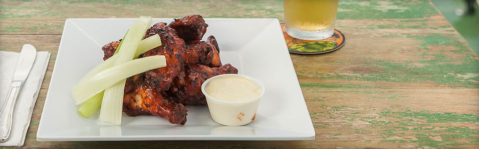 Photo of Wood Grilled Chicken Wings