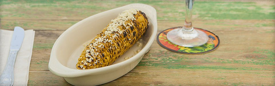 Photo of Wood Grilled Corn