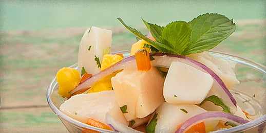 Fresh Key West Ceviche