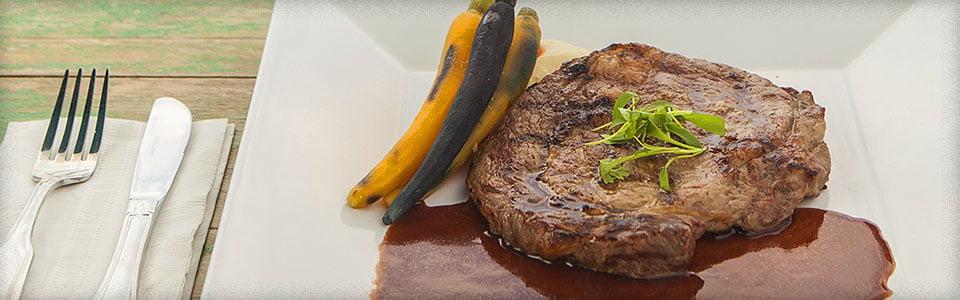 Photo of Grilled Ribeye Steak