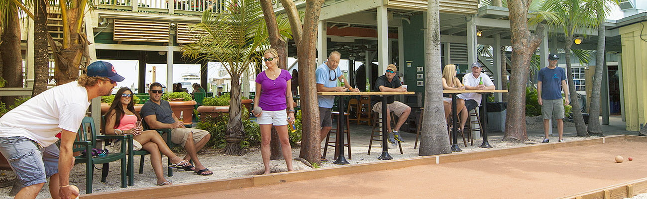 Photo of Bocce Ball Games at Turtle Kraals