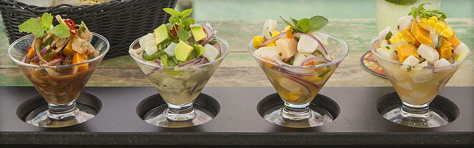 Photo of Key West Ceviche Flight