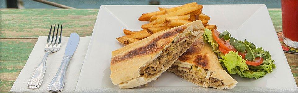 Photo of Cuban Mix Sandwich