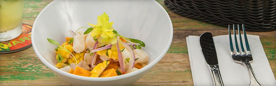 Photo of Peruvian Classico Ceviche