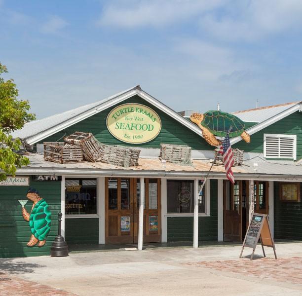 turtle kraals restaurant key west front